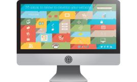 26 pasos a seguir para desarrollar tu página web