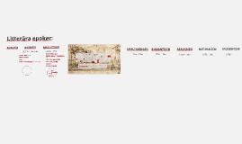 Copy of Renässansen del 2 - författare och stilgrepp
