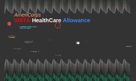 VISTA HEALTHCARE ALLOWANCE