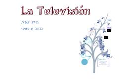 Tecnología; La Televisión