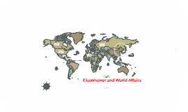 Eisenhower and World Affairs