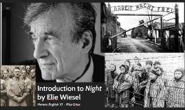 Introduction to Night by Elie Wiesel