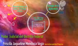 Poder Judicial del Distrito Federal