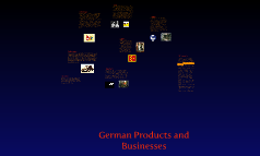 German Products and Businesses