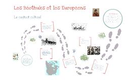 Copy of Le Contact des Béothuks et les Européens