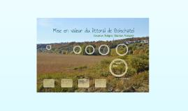 Stratégie de mise en valeur du littoral de Boischatel