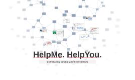 HelpMe. Help You