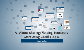 Sharing is Caring: Helping Educators Start Using Social Media