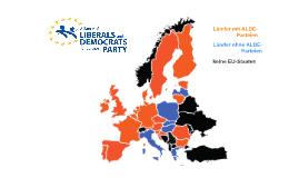 Länder mit ALDE-Parteien