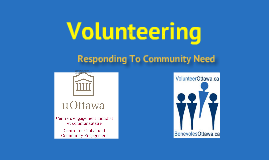 Copy of Volunteering: A Balance of Give and Take