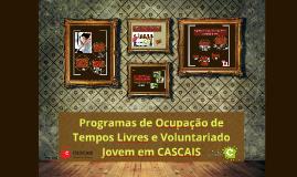 Programas de OTL e voluntariado jovem em Cascais