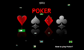 Copy of Poker