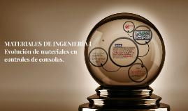 Copy of MATERIALES DE INGENIERÍA I