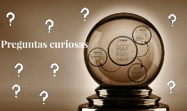 Preguntas curiosas