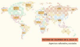 Historia de Colombia en el siglo XX