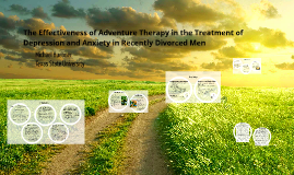 Copy of The Effectiveness of Adventure Therapy in the Treatment of D