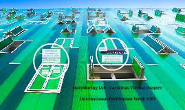 Copy of IAF - Carolinas Virtual chapter session