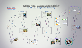 Pathway to WASH Sustainability