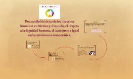 Desarrollo histórico de los derechos