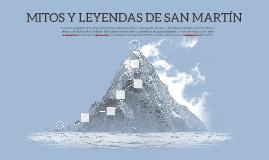 MITOS Y LEYENDAS DE SAN MARTÍN