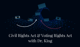 Civil Rights Act & Voting Rights Act