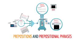 Copy of PREPOSITIONS, PREPOSITIONAL PHRASES