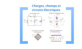 Charges, champs et circuits électriques