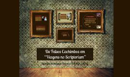 """Os Falsos Cachimbos em """"Viagens no Scriptorium"""""""
