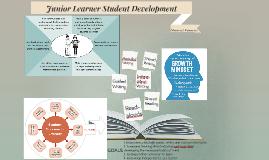 Junior Learner Student Development