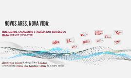 Copy of NOVOS ARES, NOVA VIDA: