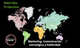 Copy of Marketing, Comunicación estratégica y Publicidad