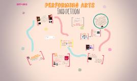 Foundation Degree Performing Arts