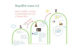 Copy of Lección de español para extranjeros
