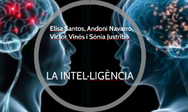 La intel·ligència