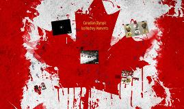 Canadian Olympic Ice Hockey Presentation