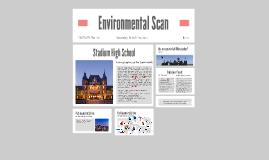 Environmental Scan