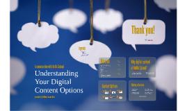 Understanding Digital Content Options for Bullis School