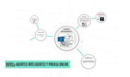 DHTICs- Agentes inteligentes y Prensa Online