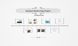 Spring Volunteering Project