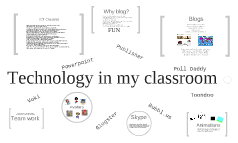 Technology in my classroom