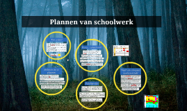 Copy of Plannen van schoolwerk