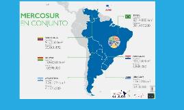 El Mercado Común del Sur (MERCOSUR) es un proceso de integra