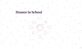 Humor in School