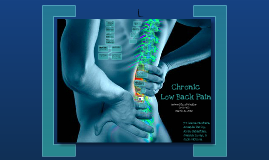 Copy of Chronic Low Back Pain