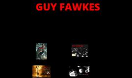 Guy Fawkes (Anglès 3r ESO)