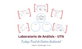 Copy of Laboratorio de Análisis - UTN