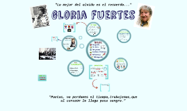Copy of Gloria Fuertes
