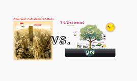 Environment vs Industry