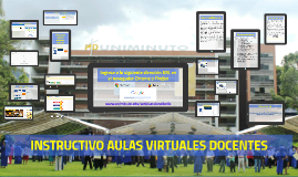 AULAS VIRTUALES - DISTANCIA