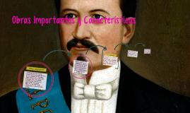 Copy of Obras Importantes y Caracteristicas